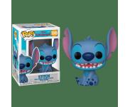 Stitch Smiling Seated из мультфильма Lilo and Stitch 1045