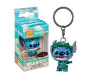 Stitch in Hula Skirt Keychain (Эксклюзив Hot Topic) из мультика Lilo and Stitch