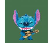 Stitch with Ukulele Diamond Glitter из мультфильма Lilo and Stitch