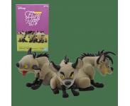 Hyenas Banzai, Shenzi and Ed Fluffy Puffy (PREORDER QS) из мультфильма The Lion King Disney