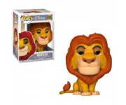 Mufasa из мультика The Lion King Disney