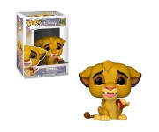 Simba with Bug из мультика The Lion King Disney