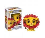Simba Leaf Mane из мультика The Lion King Disney