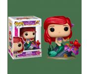 Ariel Diamond Glitter Disney Ultimate Princess Celebration (Эксклюзив Hot Topic) из мультика The Little Mermaid 1012