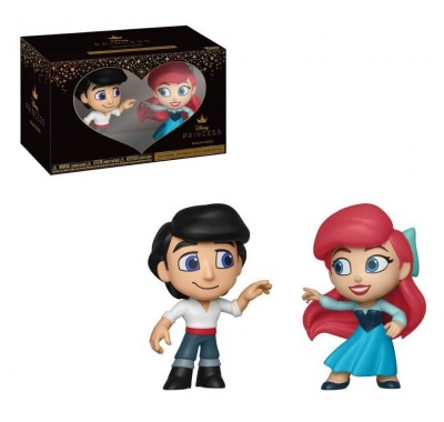 Ариэль и Принц Эрик (Ariel and Eric mystery minis 2-pack) из мультика Русалочка