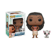 Moana and Pua (Vaulted) из мультика Moana