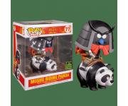 Mushu on Panda Ride (Эксклюзив ECCC 2020) из мультика Mulan Disney