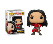 Mulan Warrior из фильма Mulan Disney