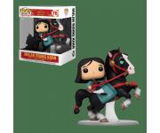Mulan Riding Khan 6-inch Rides из мультика Mulan Disney