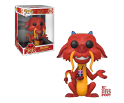 Mushu 10-inch из мультика Mulan Disney