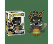 Harlequin Demon из мультика Nightmare Before Christmas