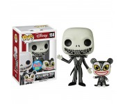 Jack Skellington and Vampire Teddy NYCC 2015 (Эксклюзив) из мультика The Nightmare Before Christmas