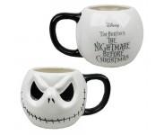 Jack Skellington Head Mug из мультика Nightmare Before Christmas