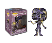 Jack Skellington Disney Art Series Black (Эксклюзив Hot Topic) из мультика Nightmare Before Christmas
