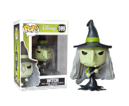 Witch из мультика The Nightmare Before Christmas