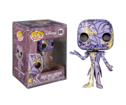 Jack Skellington Disney Art Series Purple из мультика Nightmare Before Christmas