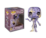 Jack Skellington Disney Art Series Purple с протектором Stack из мультика Nightmare Before Christmas