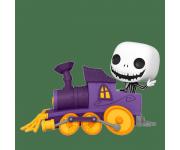 Jack Skellington in Train Engine из мультика Nightmare Before Christmas