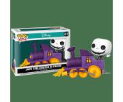 Jack Skellington in Train Engine Trains из мультика Nightmare Before Christmas 07
