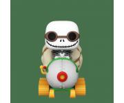 Jack and Snowmobile Ride из мультфильма Nightmare Before Christmas