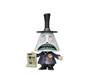 Mayor with sad face Diamond Glitter (Chase, Эксклюзив Hot Topic) из мультика Nightmare Before Christmas