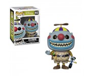 Clown из мультика Nightmare Before Christmas