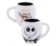 Jack Skellington Oval Ceramic Mug из мультика Nightmare Before Christmas