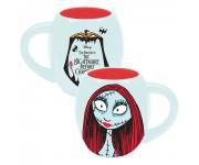 Sally Oval Ceramic Mug из мультфильма Nightmare Before Christmas