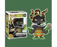 Harlequin Demon GitD со стикером (Эксклюзив Barnes and Noble) из мультика Nightmare Before Christmas