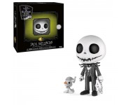 Jack Skellington 5 star из мультика Nightmare Before Christmas