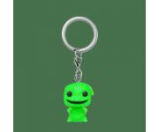 Oogie Boogie Diamond Glitter keychain (Эксклюзив Box Lunch) из мультика Nightmare Before Christmas