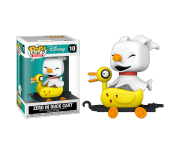 Zero in Duck Cart Trains (preorder WALLKY) из мультика Nightmare Before Christmas 10