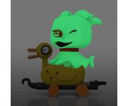 Zero in Duck Train Cart GitD (Эксклюзив Hot Topic) из мультика Nightmare Before Christmas