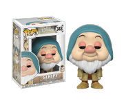 Sleepy из мультика Snow White and the Seven Dwarfs 343