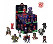 Box mystery minis из мультика Spider-Man: Into the Spider-Verse