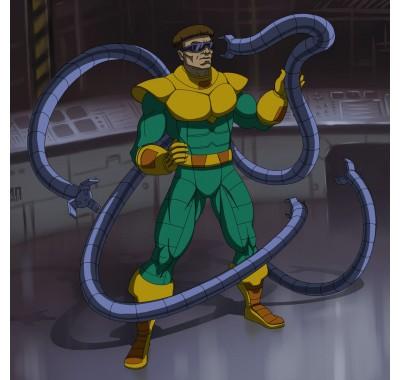 Доктор Осьминог (Doctor Octopus (Эксклюзив)) из мультсериала Человек-паук