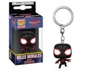 Spider-Man Miles Morales keychain из мультика Spider-Man: Into the Spider-Verse