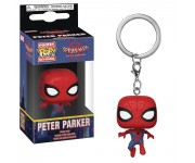 Spider-Man Peter Parker keychain из мультика Spider-Man: Into the Spider-Verse