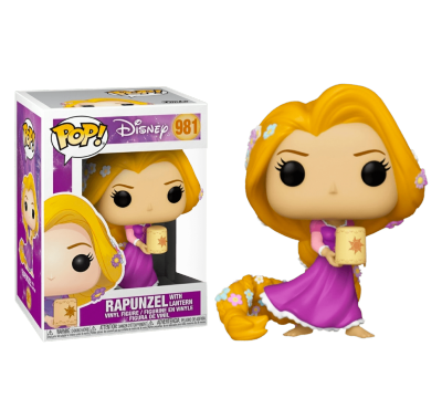 Рапунцель с фонариком (Rapunzel with Lantern) (preorder WALLKY) из мультика Рапунцель: Запутанная история