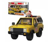 Pizza Planet Truck with Buzz Lightyear Rides (PREORDER ZS) (Эксклюзив NYCC 2018) из мультфильма Toy Story