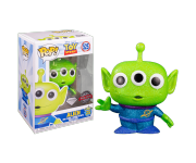 Alien Diamond Glitter (Эксклюзив Hot Topic) из мультика Toy Story 4