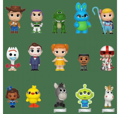История игрушек 4 ЗАКРЫТАЯ коробочка Мистери Минис (Toy Story 4 Blind Box Mystery Minis (Эксклюзив Hot Topic)) из мультика История игрушек 4