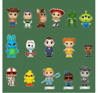 История игрушек 4 ЗАКРЫТАЯ коробочка Мистери Минис (Toy Story 4 Blind Box Mystery Minis (Эксклюзив Target)) из мультика История игрушек 4