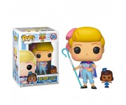 Bo Peep with Officer Giggle McDimples из мультика Toy Story 4