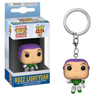 Базз Лайтер брелок (Buzz Lightyear keychain) из мультика История игрушек 4