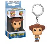 Woody keychain из мультика Toy Story 4