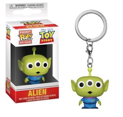 Пришелец брелок (Alien keychain) из мультика История игрушек