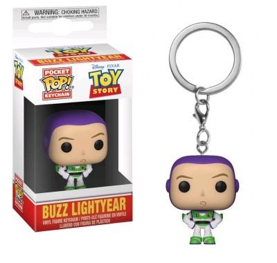 Базз Лайтер брелок (Buzz Lightyear keychain) из мультика История игрушек