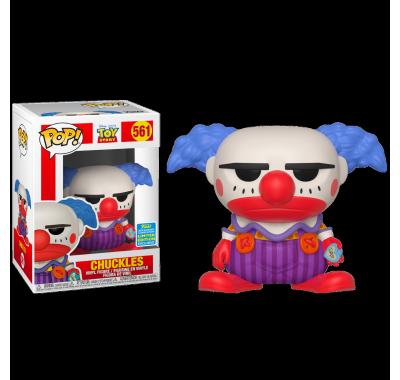 Клоун (Chuckles (Эксклюзив SDCC 2019)) из мультика История игрушек