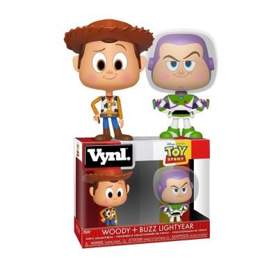 Вуди и Базз Лайтер Винл. (Woody and Buzz Lightyear Vynl.) из мультика История игрушек